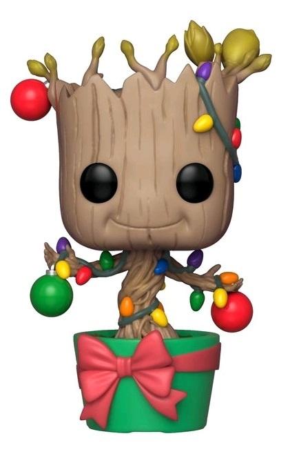 Marvel Holidays - Groot (Xmas Lights Ver.) Pop! Vinyl Figure