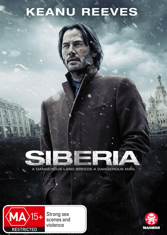 Siberia on DVD image