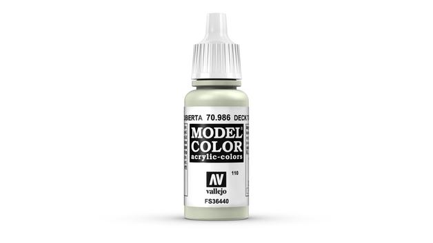 Vallejo Model Colour Deck Tan 17ml