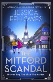 The Mitford Scandal by Jessica Fellowes image