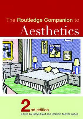 Routledge Companion to Aesthetics image