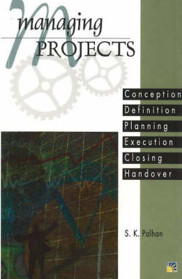 Managing Projects by S.K. Palham image