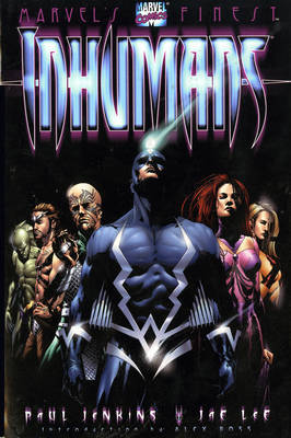 Inhumans by Paul Jenkins image