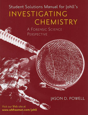 Investigating Chemistry: Solutions Manual by Matthew Johll image