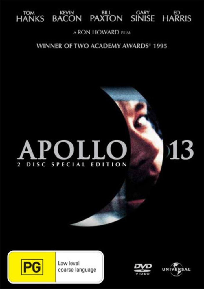 Apollo 13 on DVD image