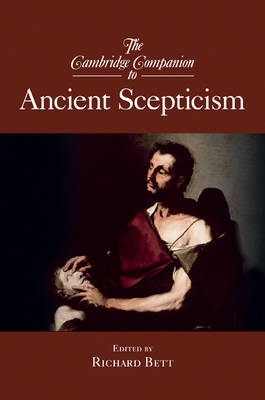 The Cambridge Companion to Ancient Scepticism image