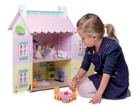 Le Toy Van: Sweetheart Cottage (with furniture) image