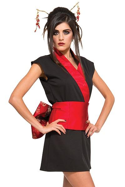 Geisha Costume Size Standard