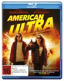 American Ultra on Blu-ray