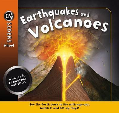 Earthquakes and Volcanoes by Anita Ganeri