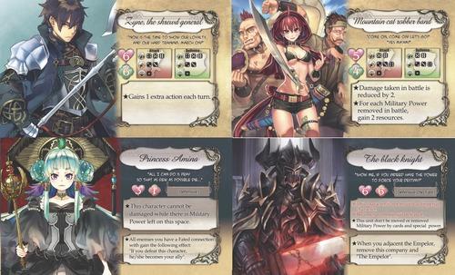 Unicornus Knights - Board Game image