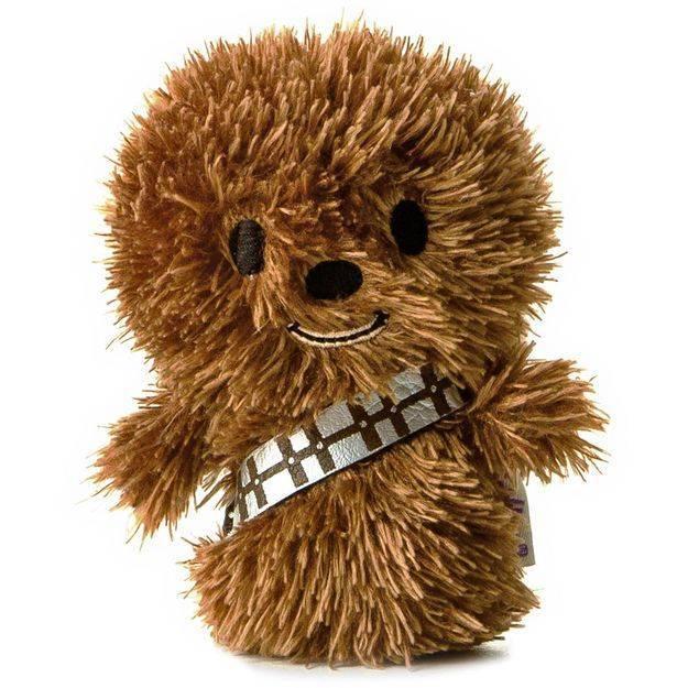 "itty bittys: Chewbacca - 4"" Plush image"