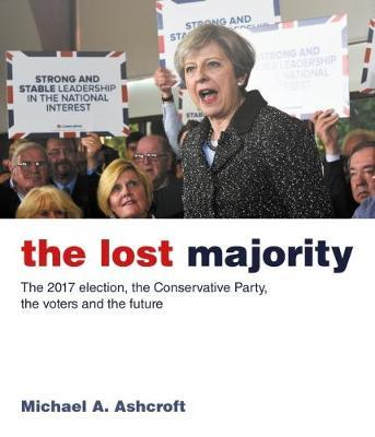 The Lost Majority by Michael Ashcroft image