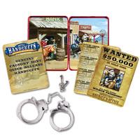 T.S.Shure - Handcuffs Activity Tin