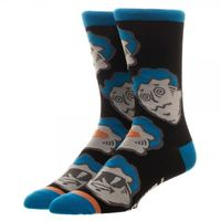 Fallout: All Over Print Crew Sock (Large)