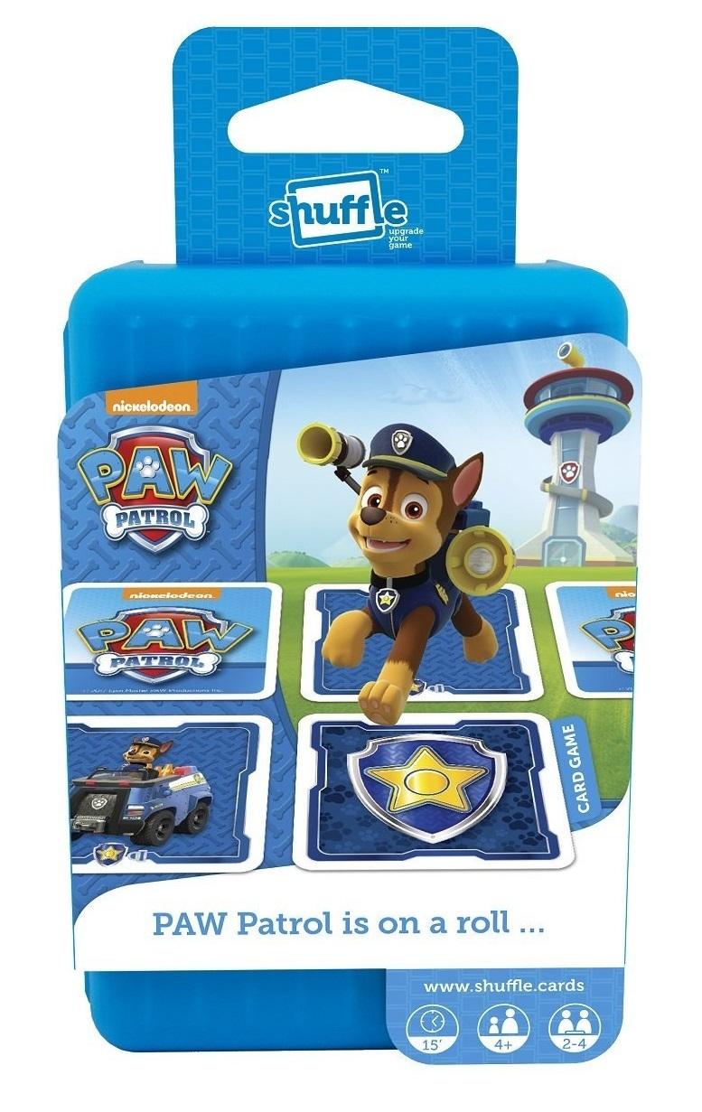 Shuffle: Paw Patrol - Card Game image