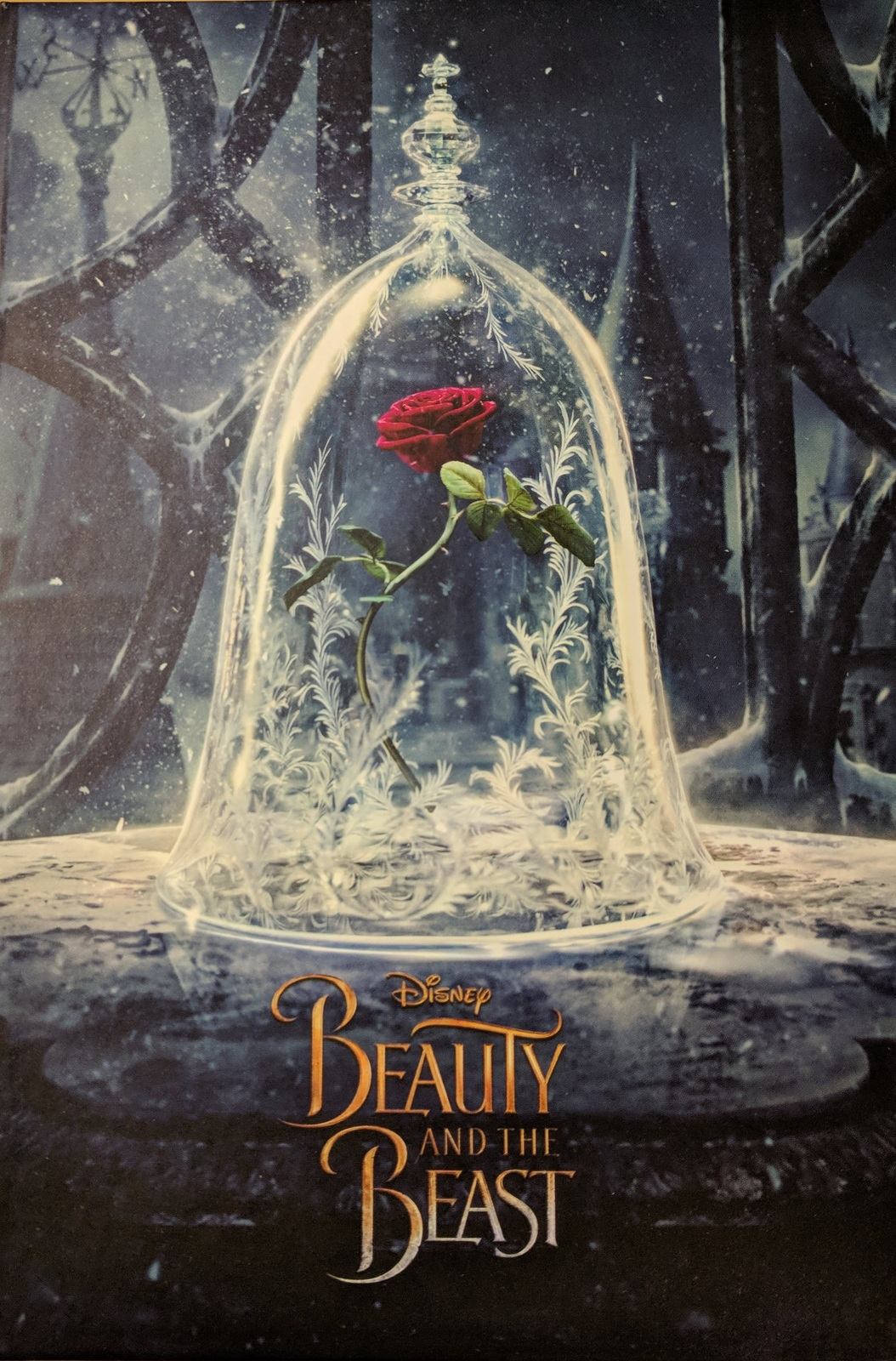 Beauty & the Beast Deluxe Gift Set on DVD, Blu-ray image