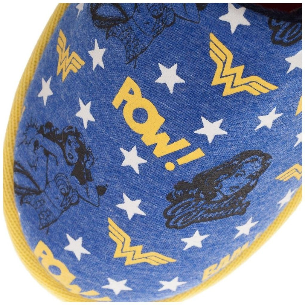 91177d229fd9 ... DC Comics  Wonder Woman All Over Print - Slide Slippers (Large) image
