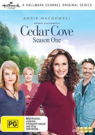 Cedar Cove: Season One on DVD