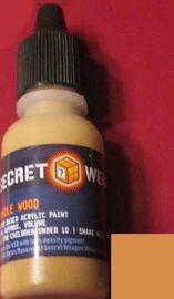 Secret Weapon Acrylics: Handle Wood image