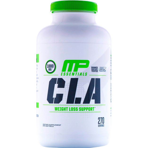 Muscle Pharm CLA Essentials (270 Caps)