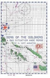Song of the Solomons by E Hunt Augustus image