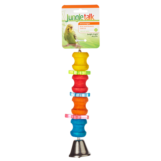 Jungle Talk: Jungle Jingle Acrylic - Medium