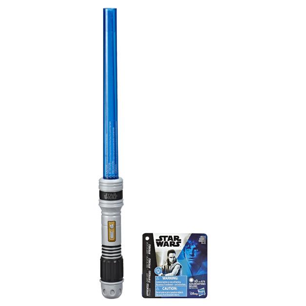Star Wars Luke Skywalker Electronic Lightsaber Toy At Mighty Ape Nz