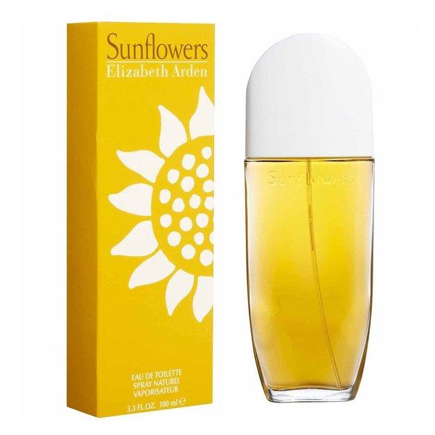 Elizabeth Arden - Sunflowers Perfume (EDT, 100ml)