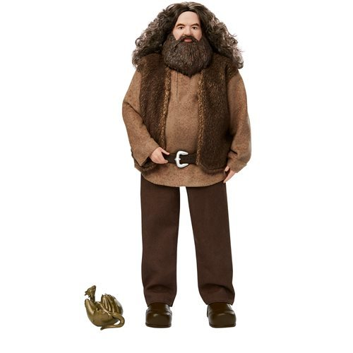 Harry Potter: Rubeus Hagrid - Character Doll