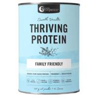 Nutra Organics Thriving Protein Powder - Vanilla (450g)