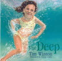 The Deep by Tim Winton image