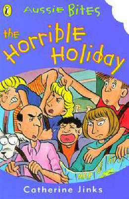 The Horrible Holiday by Catherine Jinks image