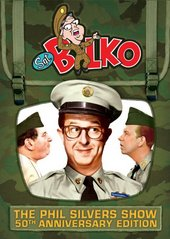 Sgt Bilko (1955) - The Phil Silvers Show 50th Anniversary Edition (3 Disc) on DVD