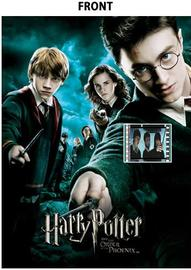 FilmCells: Premier Cell Presentation - Harry Potter (Harry Potter and the Order of the Phoenix) image