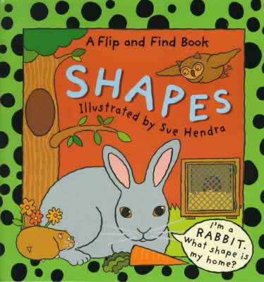 Shapes by Sue Hendra