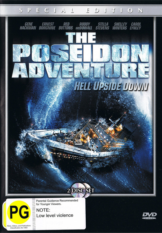 The Poseidon Adventure - Special Edition on DVD