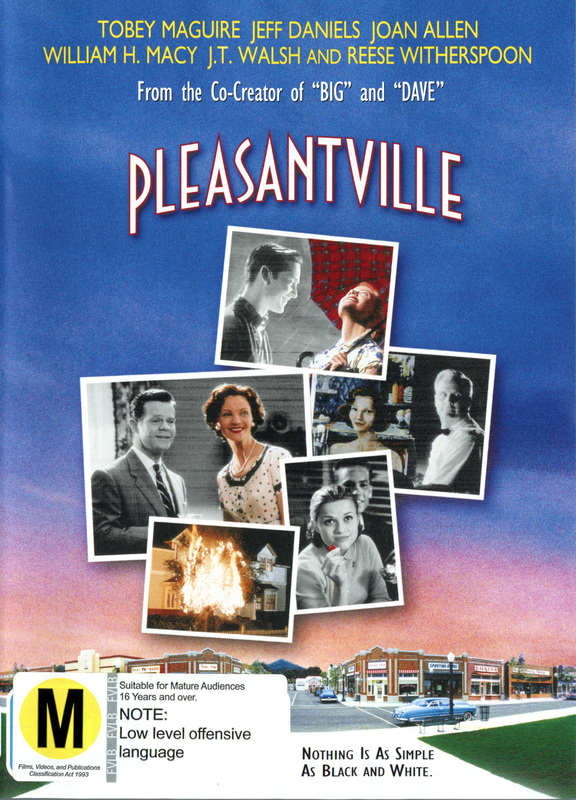 Pleasantville on DVD