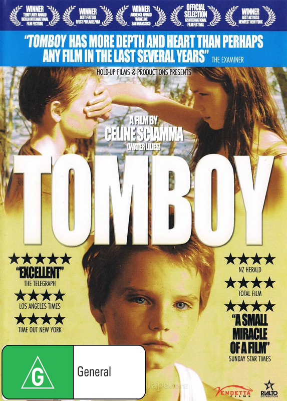 Tomboy on DVD