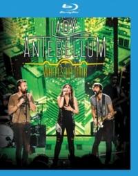 Lady Antebellum Wheels Up: 2015 Tour (Live At Irvine Meadows Amphitheatre, California / 2015) on Blu-ray