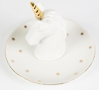 Stargazer Unicorn - Jewellery Dish image