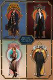 Fantastic Beasts - Framed Cast Maxi Poster (559)