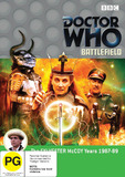 Doctor Who: Battlefield DVD