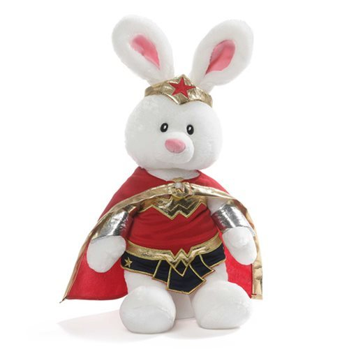 "DC Comics: Wonder Woman (Anya Bunny) - 14"" Deluxe Plush image"