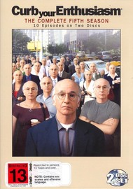 Curb Your Enthusiasm - Complete Season 5 (2 Disc Set) on DVD image