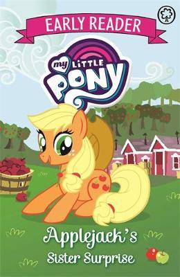 My Little Pony Early Reader: Applejack's Sister Surprise by My Little Pony image