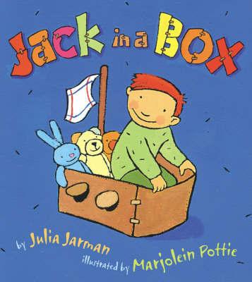 Jack in a Box by Julia Jarman image