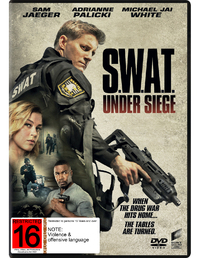 S.W.A.T.: Under Siege on DVD image