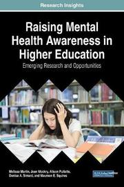 Raising Mental Health Awareness in Higher Education by Melissa Martin