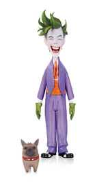 DC Comics Batman - Joker Li'l Gotham Mini Figure